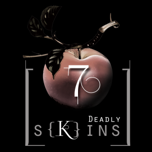 7 Deadly s{K}ins - LOGO