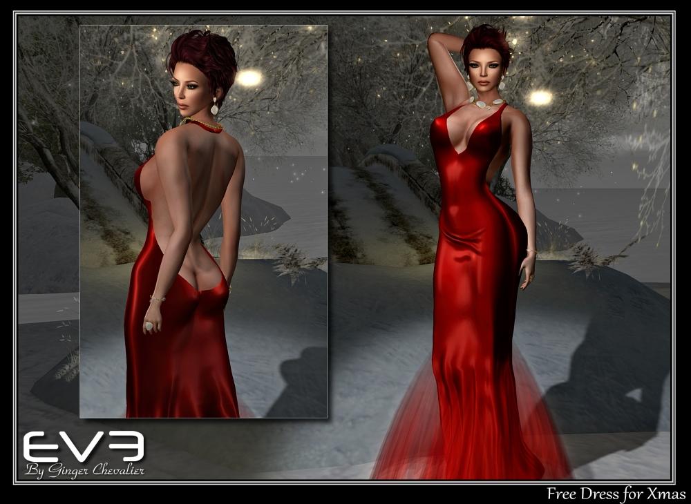 EVE-Free dress for Xmas