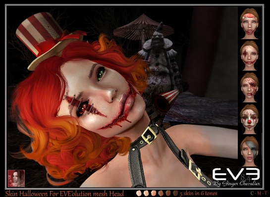 EVE-olution-halloween skin -1