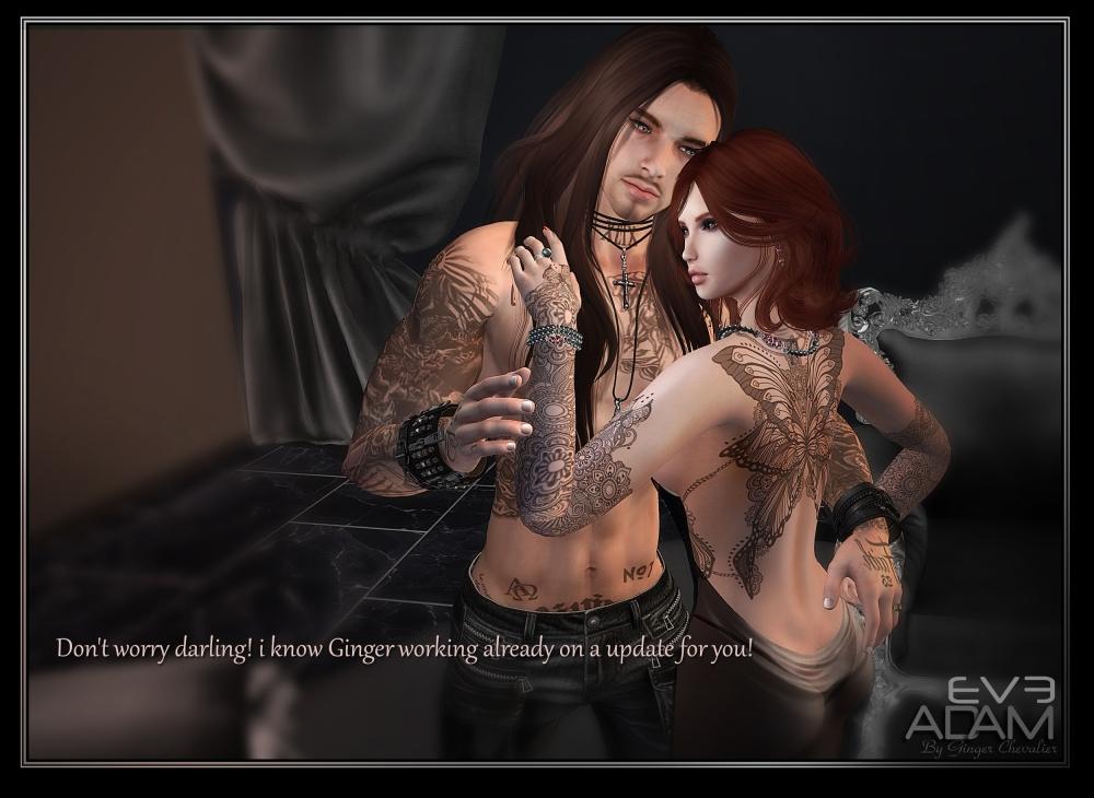 ADAM make a confession to EVE