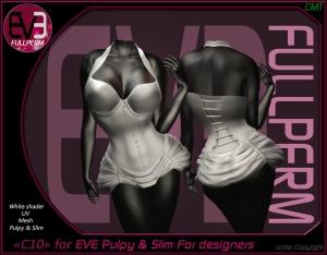 affiche Fullperm C10 EVE -v83