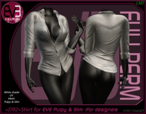 Fp-EVE-D92 shirt