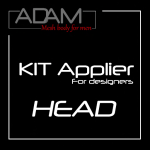 kit-applier head