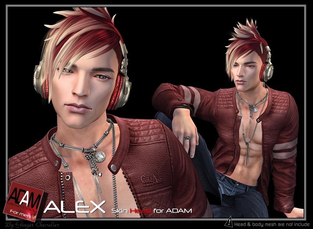 ADAM SKIN alex new