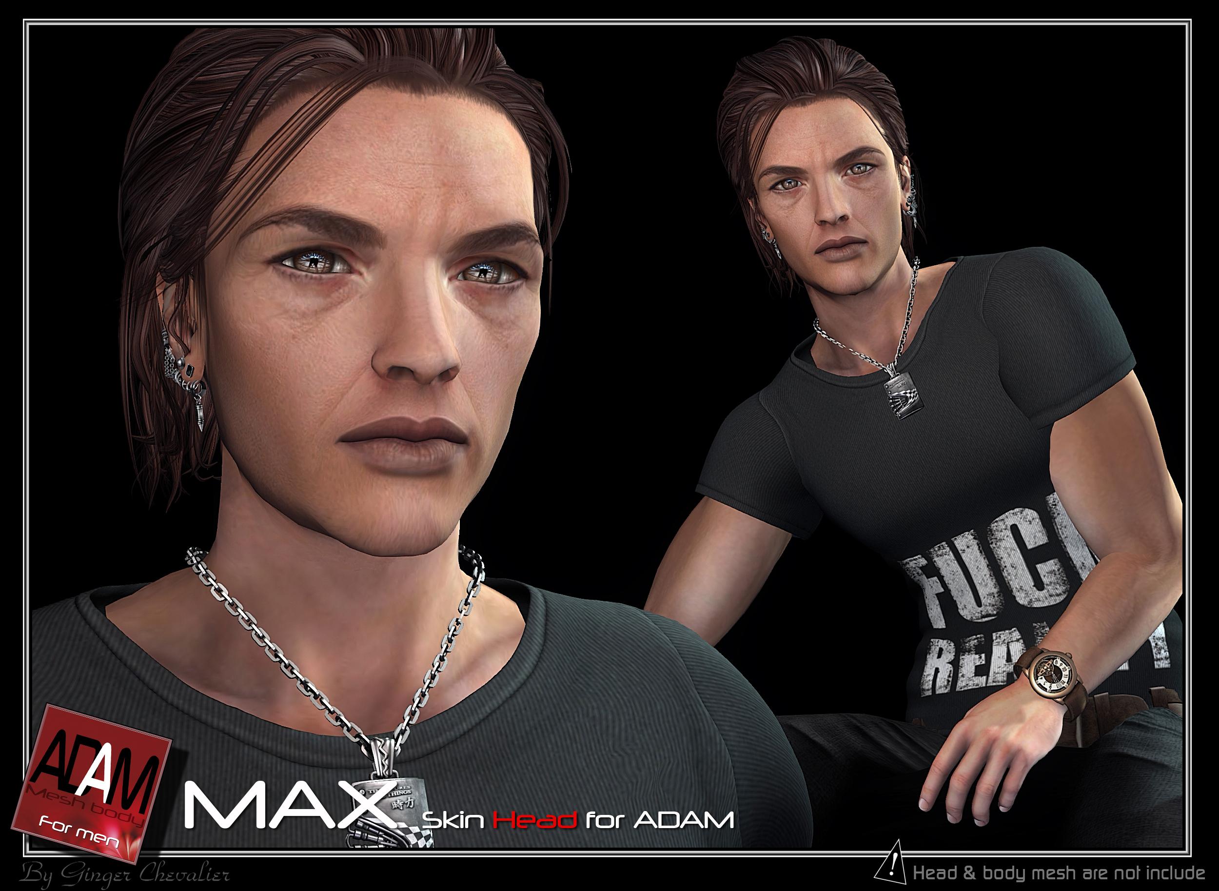 New Skins for ADAM | EVE & ADAM