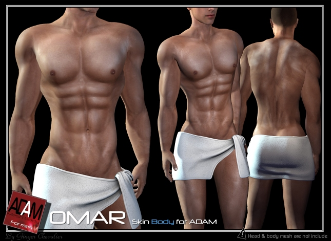 ADAM SKIN Omar- body-