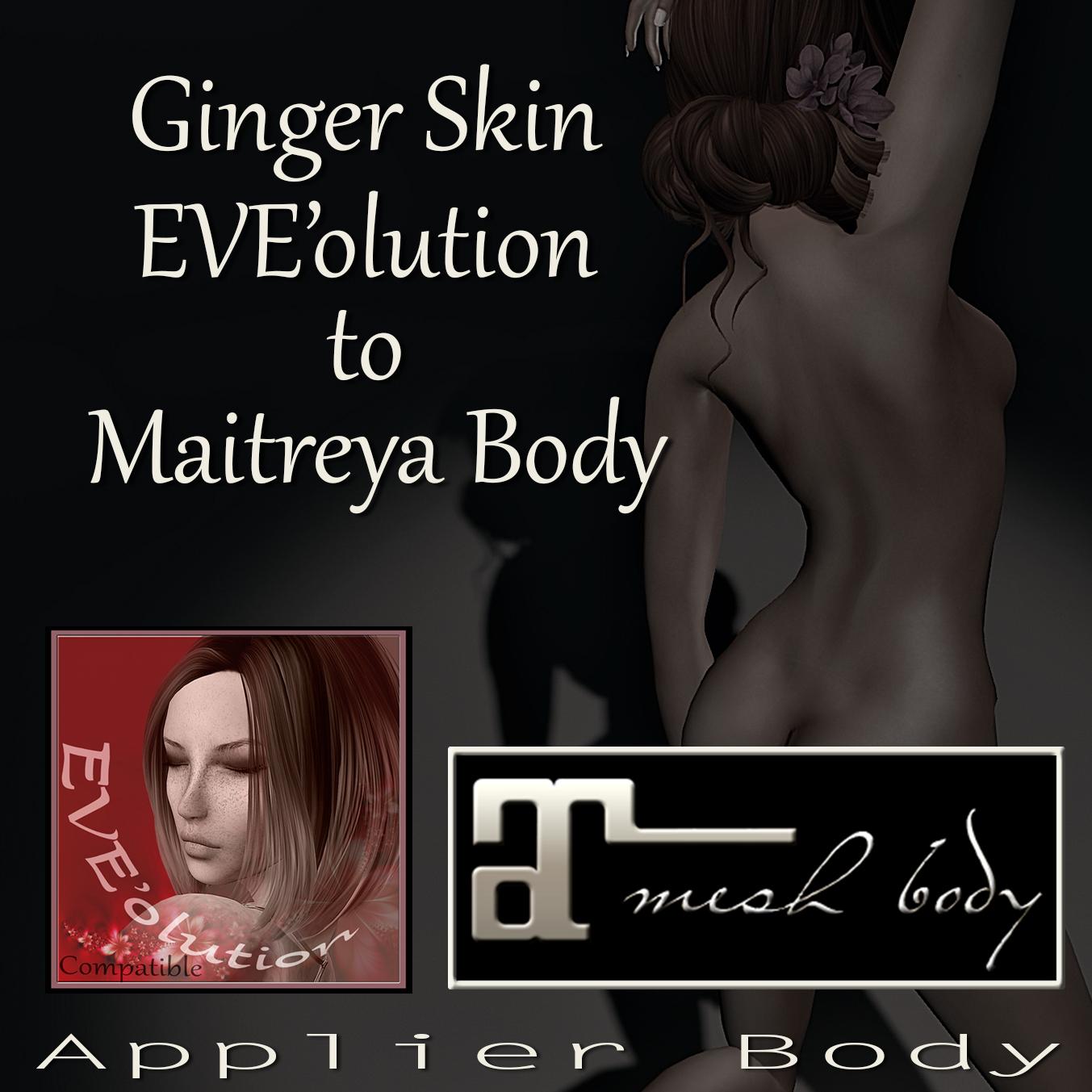 EVE'olution To maitreya body | EVE & ADAM