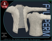 https://marketplace.secondlife.com/p/Adam-shirt-3-fullperm/13727377