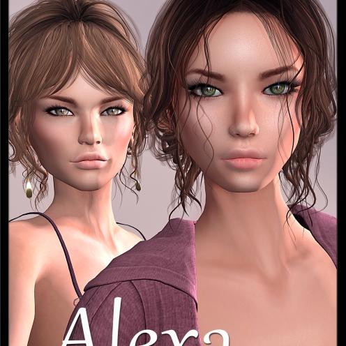 Alexa skin eve-olution affiche