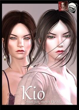 Kio pour skin eve-olution