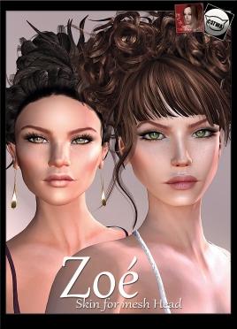 ZOE pour skin eve-olution