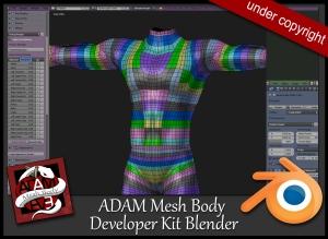 developer-KIT-ADAM-body