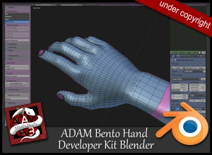 developer-KIT-ADAM-hand