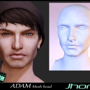 https://marketplace.secondlife.com/p/Adam-Mesh-Head2-Jhon-BOM-Bento/18335324