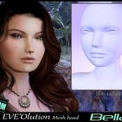 https://marketplace.secondlife.com/p/EVEOlution-Bella-Mesh-head-BOM-bento/18409416