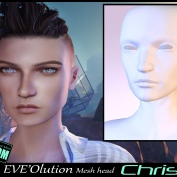 https://marketplace.secondlife.com/p/EVEOlution-Chris-Mesh-head-BOM-Bento/18344592