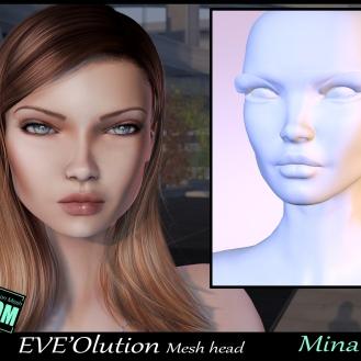 https://marketplace.secondlife.com/p/EVEOlution-Mina-Mesh-head-BOM/18294189