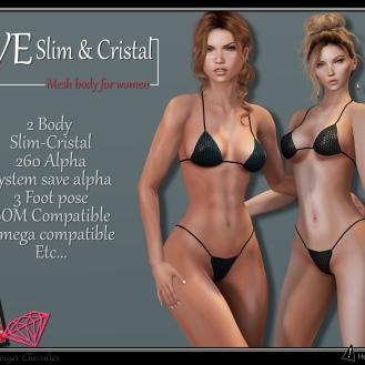 https://marketplace.secondlife.com/p/EVE-Slim-Bento-mesh-body-Cristal-BOM/6165752