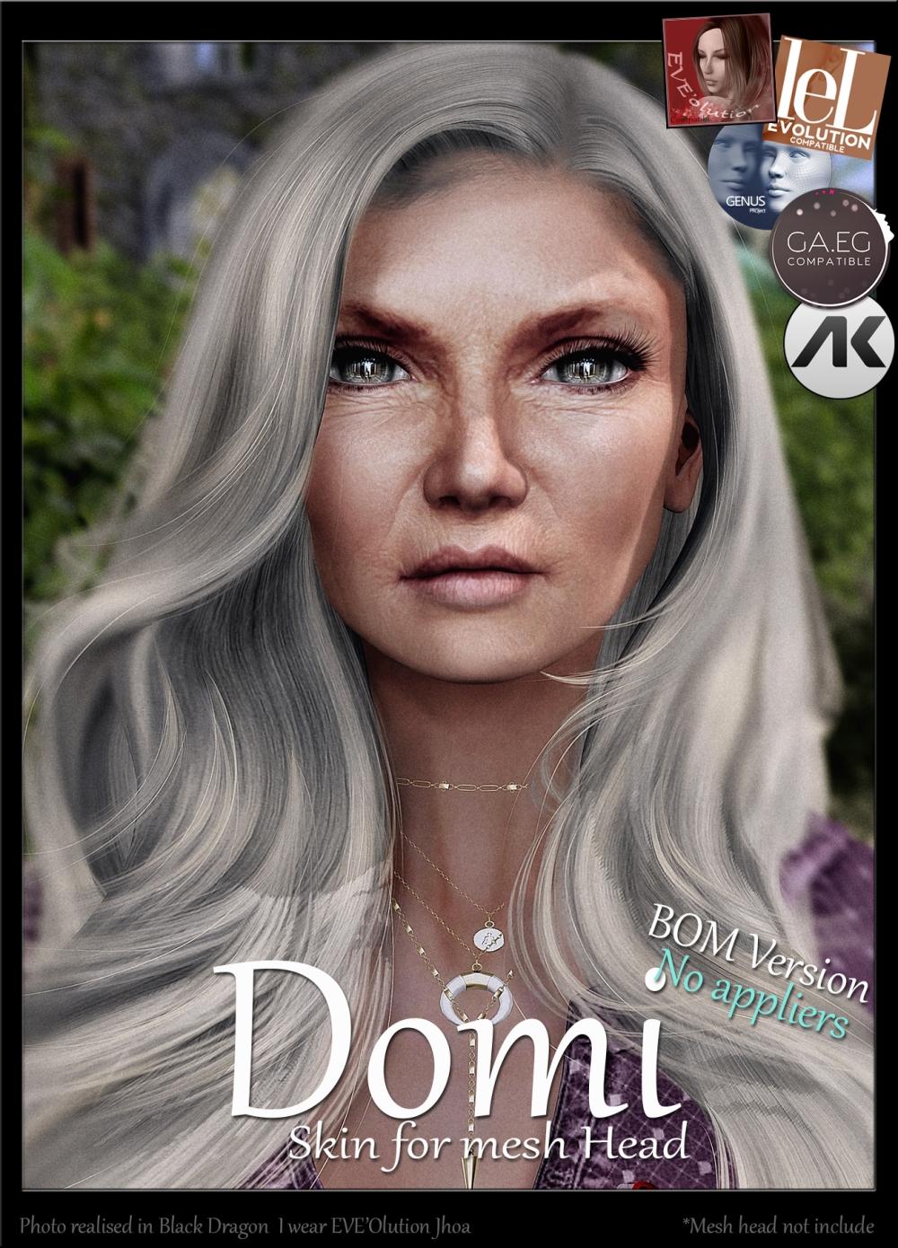 10-Domi pour skin eve-olution