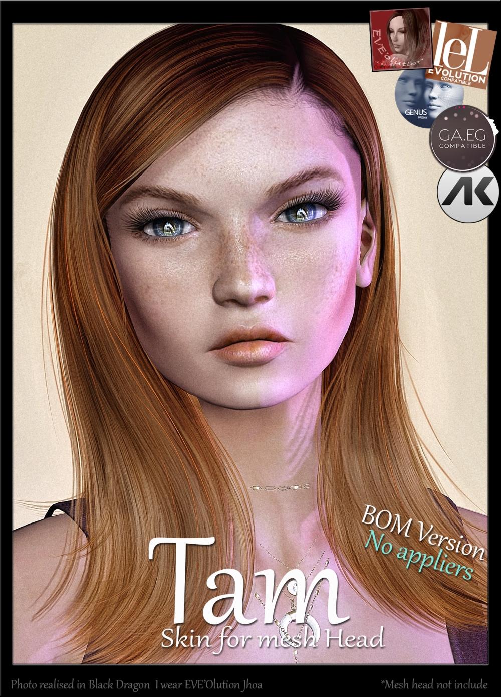 5-Tam pour skin eve-olution