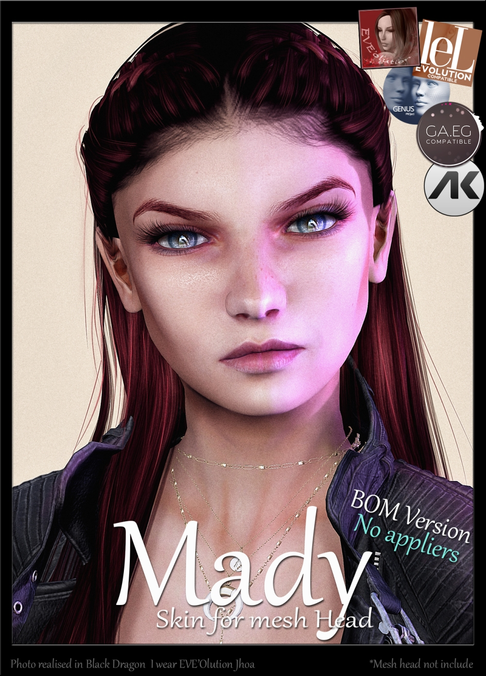 7-Madypour skin eve-olution